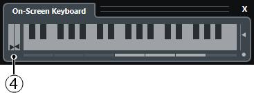 Virtuelles Keyboard