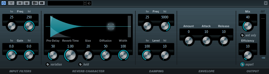 Quick tip: sidechain your reverb for cool effect (tutorial in.