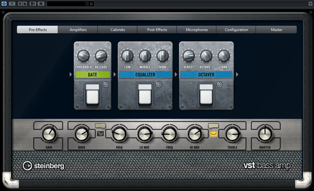 best free bass amp vst