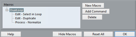 cubase macros tutorial